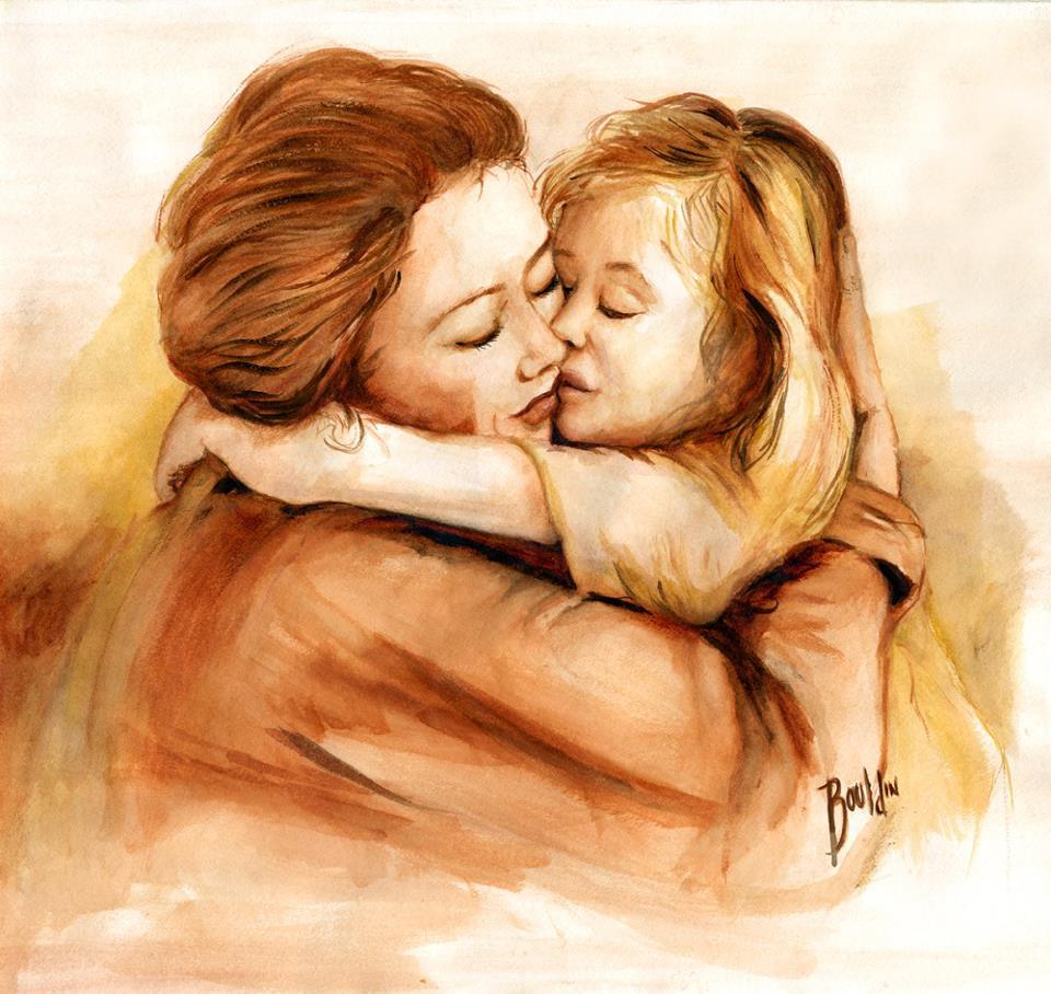 Anyaszerepünk viszontagságai és örök szépségei